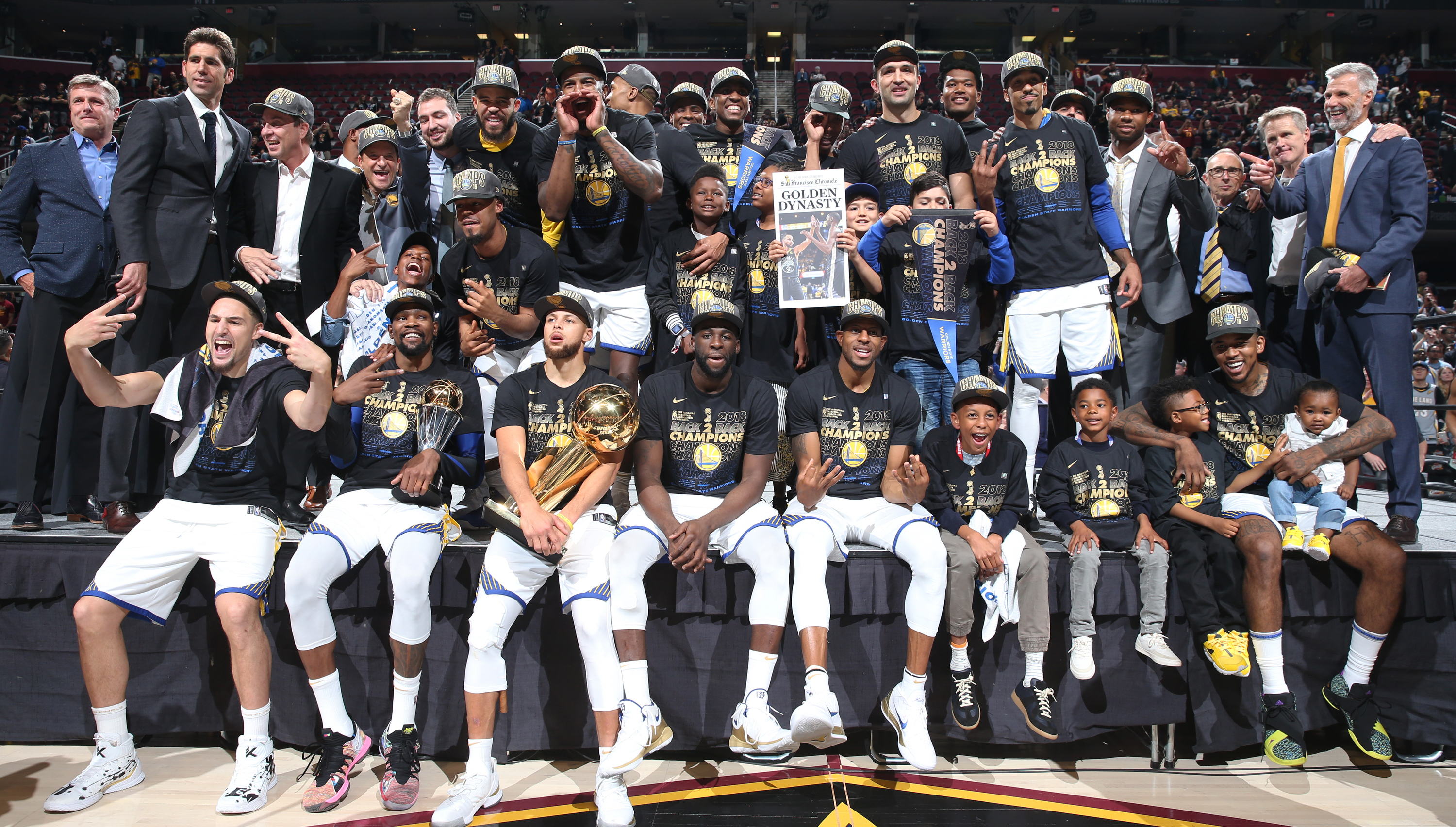 31b3d168a3fe Golden State Warriors  greatest achievement is the helplessness they inspire