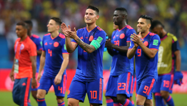 sports shoes 7f405 57239 World Cup: Colombia's attacking options come to the fore in ...