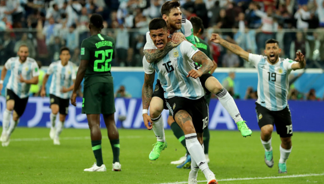 Man United\'s Marcos Rojo is our Hero of the Day as he keeps ...