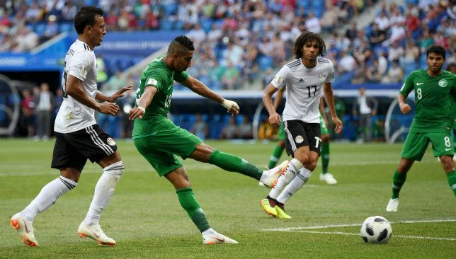 saudi goal