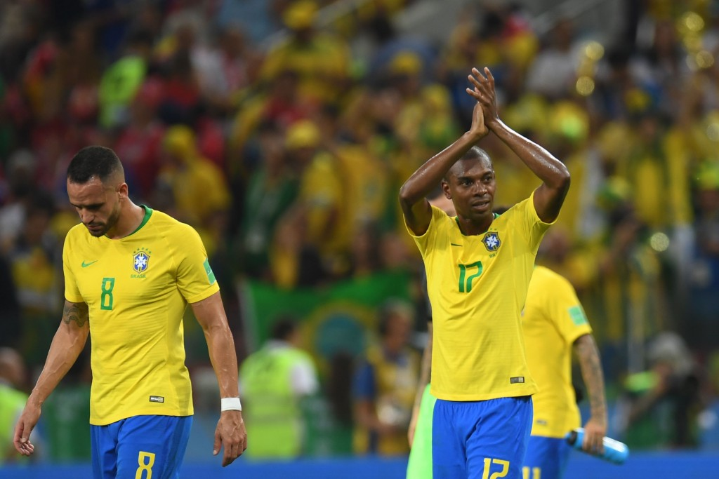 Can Fernandinho handle the pace and potency of Brazil's attack?