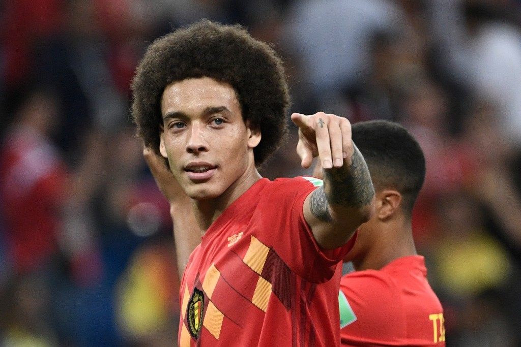 Time for Witsel to be dropped?
