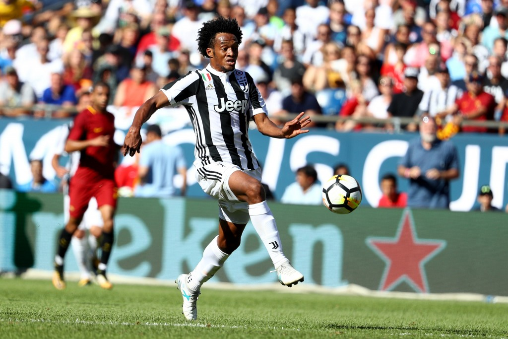 The No7 shirt may not be the only thing Cuadrado will have to give up.