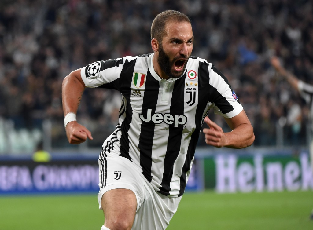 Higuain may not be reunited with Ronaldo after all