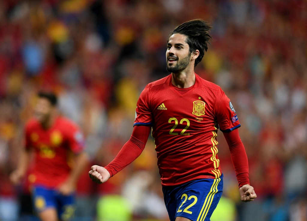 Spain v Italy - FIFA 2018 World Cup Qualifier