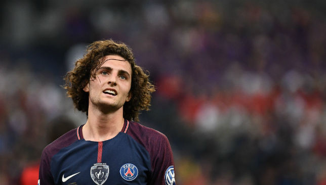 Adrien Rabiot is a target for Barcelona.