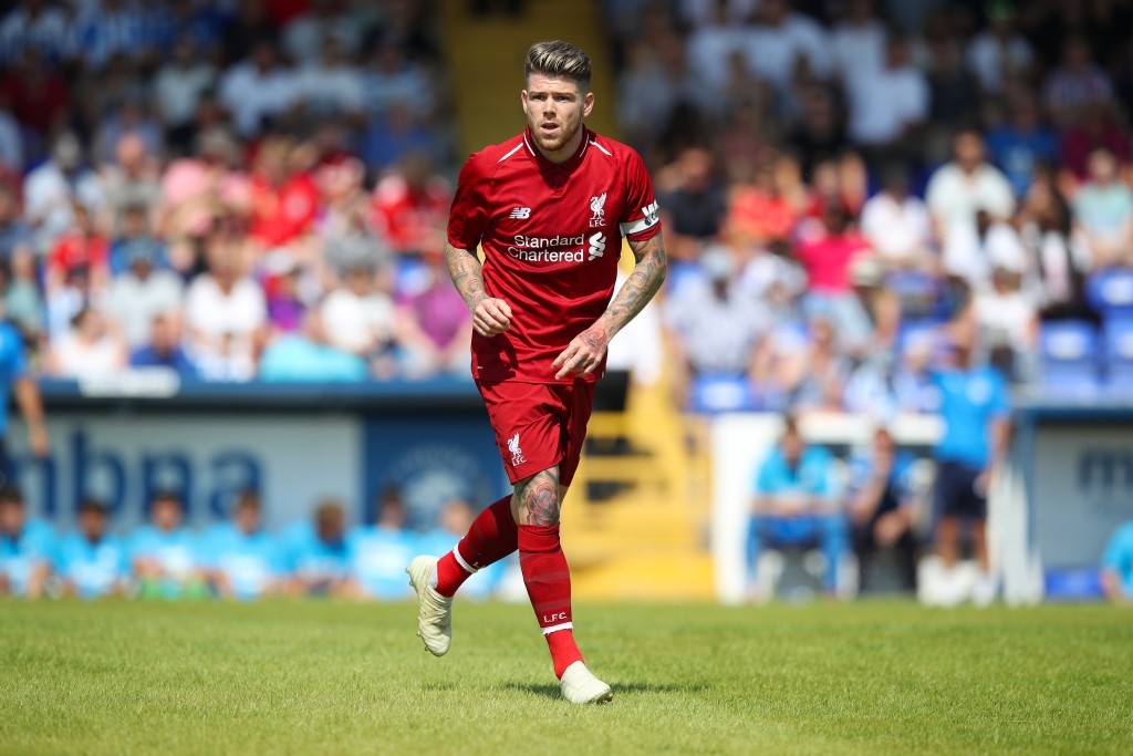 Moreno lost his starting left-back berth due to form and injury last season.