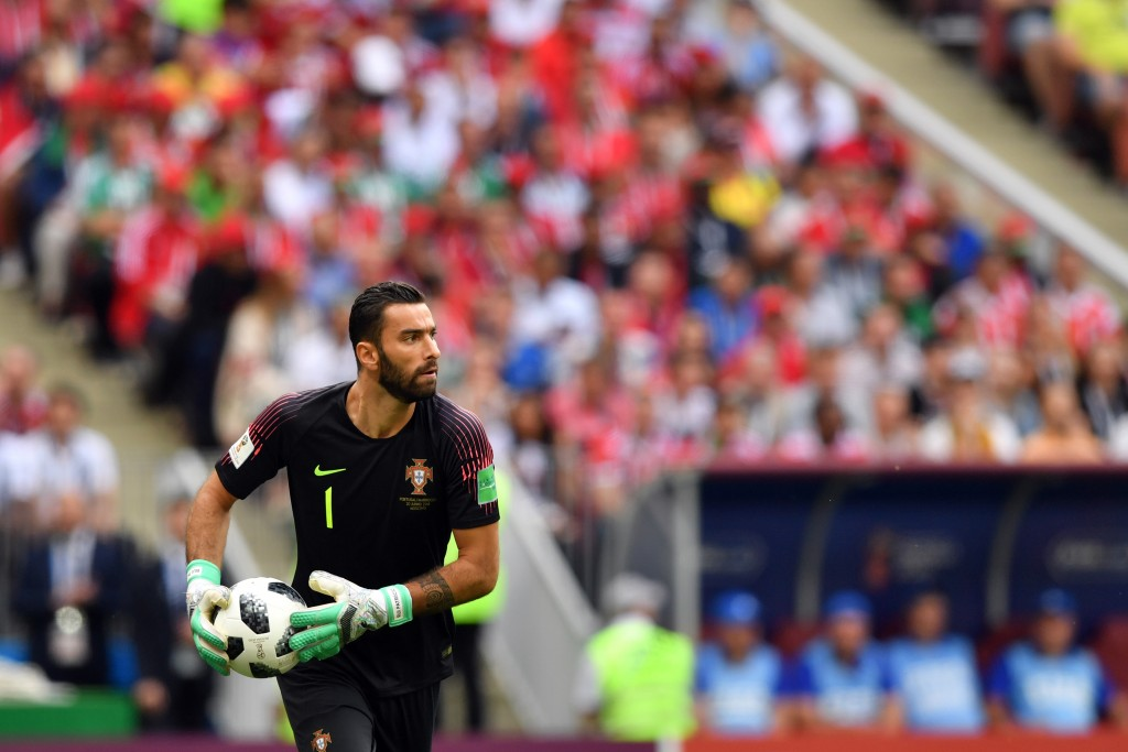 Rui Patricio will bring a wealth of experience to Wolves.