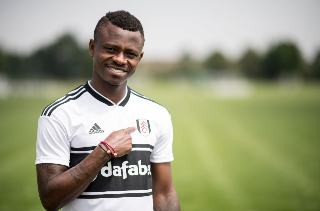 Seri was a stunning signing for Fulham. [Photo credit: @FulhamFC/Twitter]