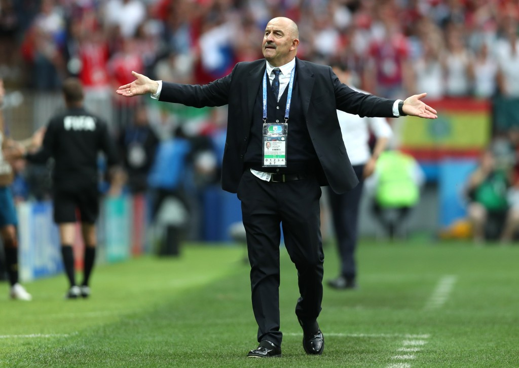 Leading Russia to the World Cup quarter-finals was a crowning achievement for Cherchesov.