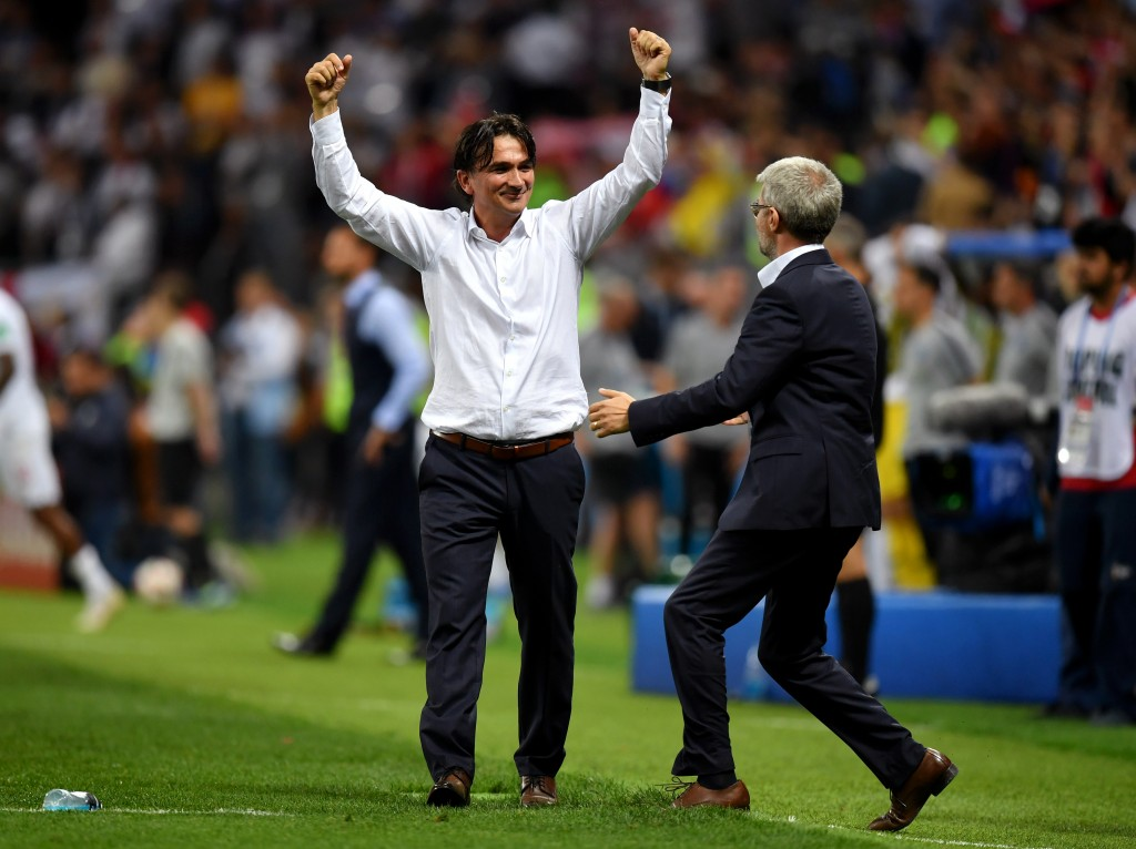 Croatia's run to the World Cup final earned Dalic plenty of admiration.