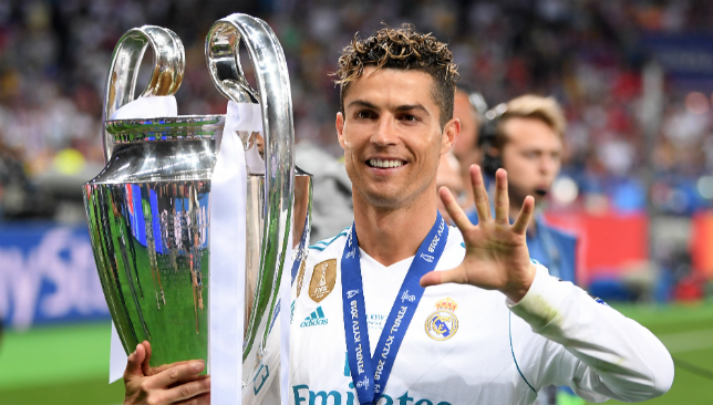 Is Ronaldo set to make it a third straight FIFA's The Best award?