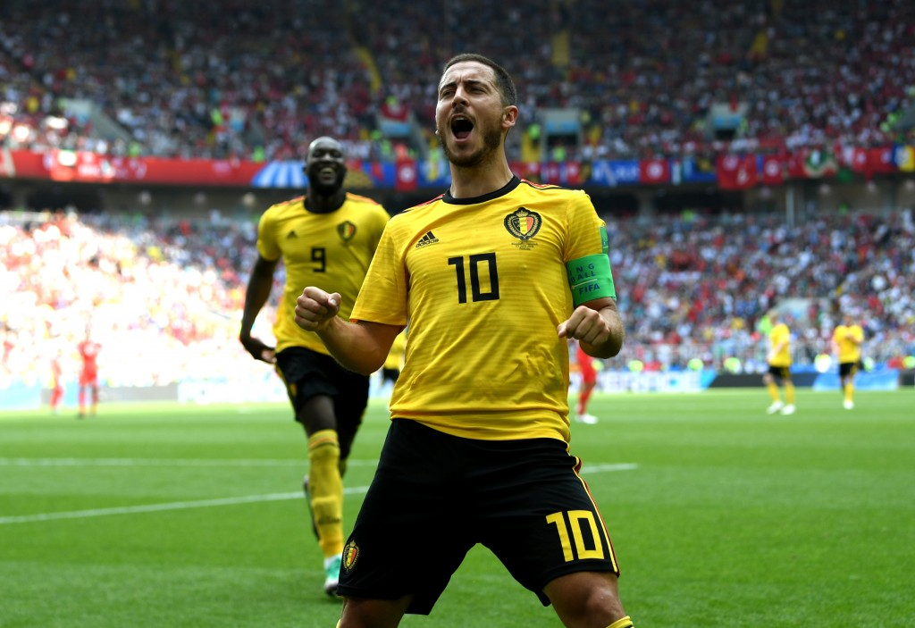 Hazard followed up a quietly brilliant club season with a stunning World Cup.