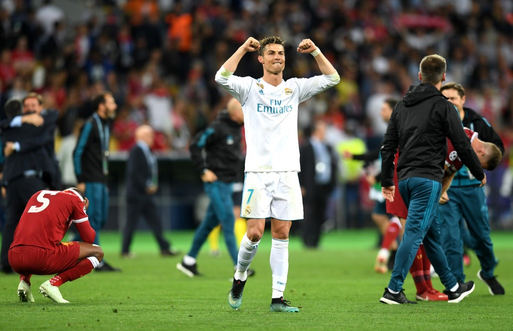 Ronaldo has a great case for a third straight award win - but others are coming for his throne.