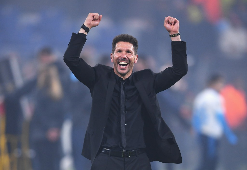 Simeone will be approaching the season with familiar relish.