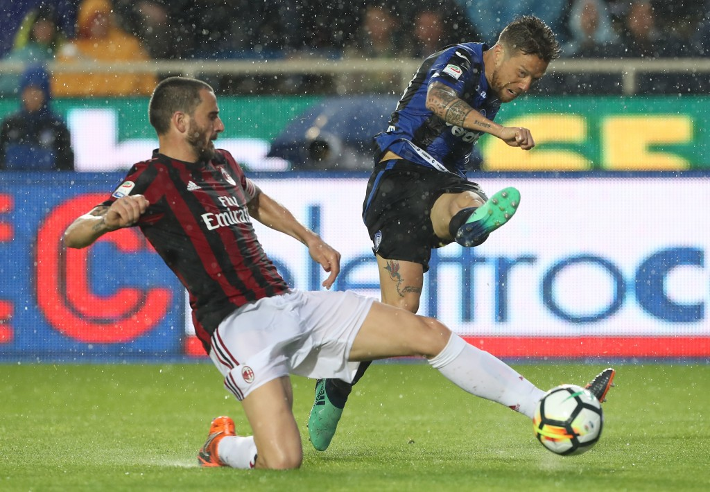 Bonucci has a reputation as one of the world's best defenders - but the numbers say otherwise.