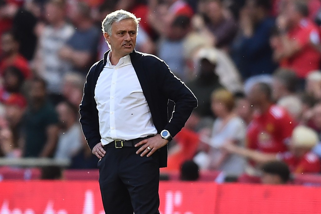 Mourinho and United have endured a frustrating transfer window.