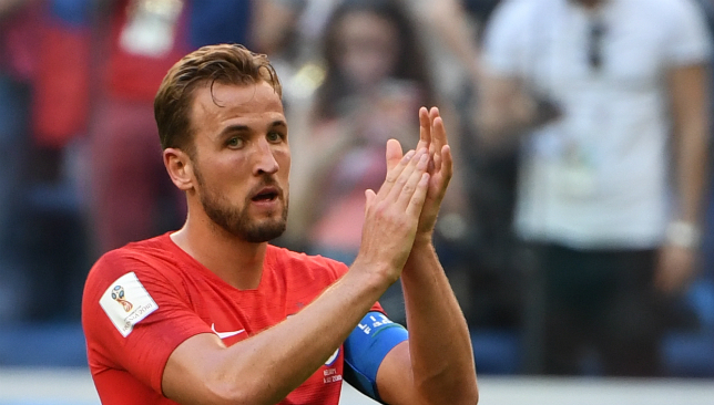 Kane has previously been linked with a move to Madrid.