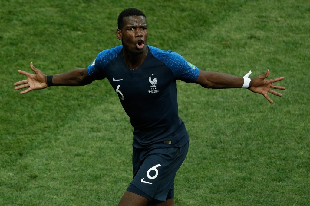 Paul Pogba's triumphant World Cup is delaying his Manchester United return.