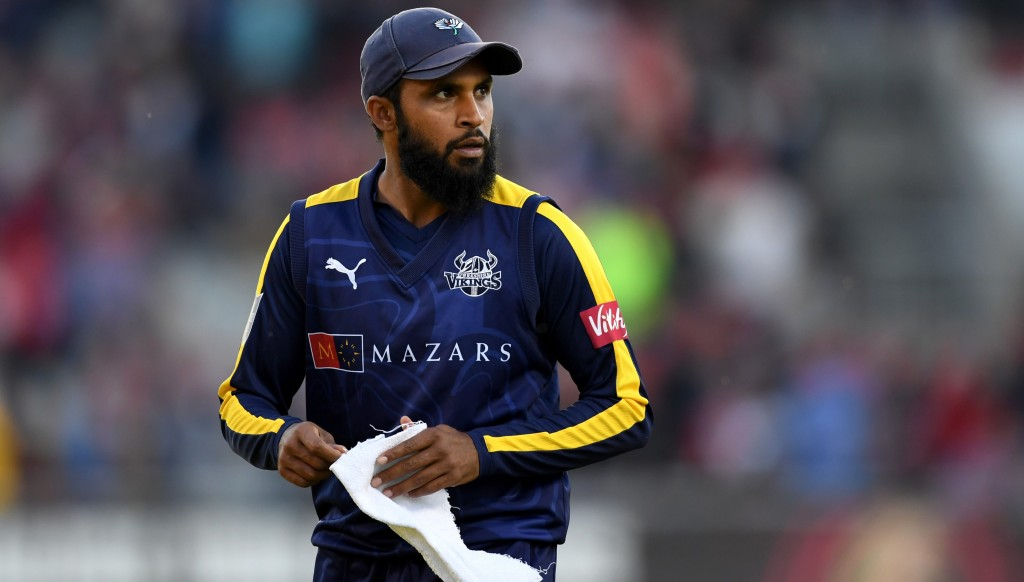 Adil Rashid is back in the England Test squad