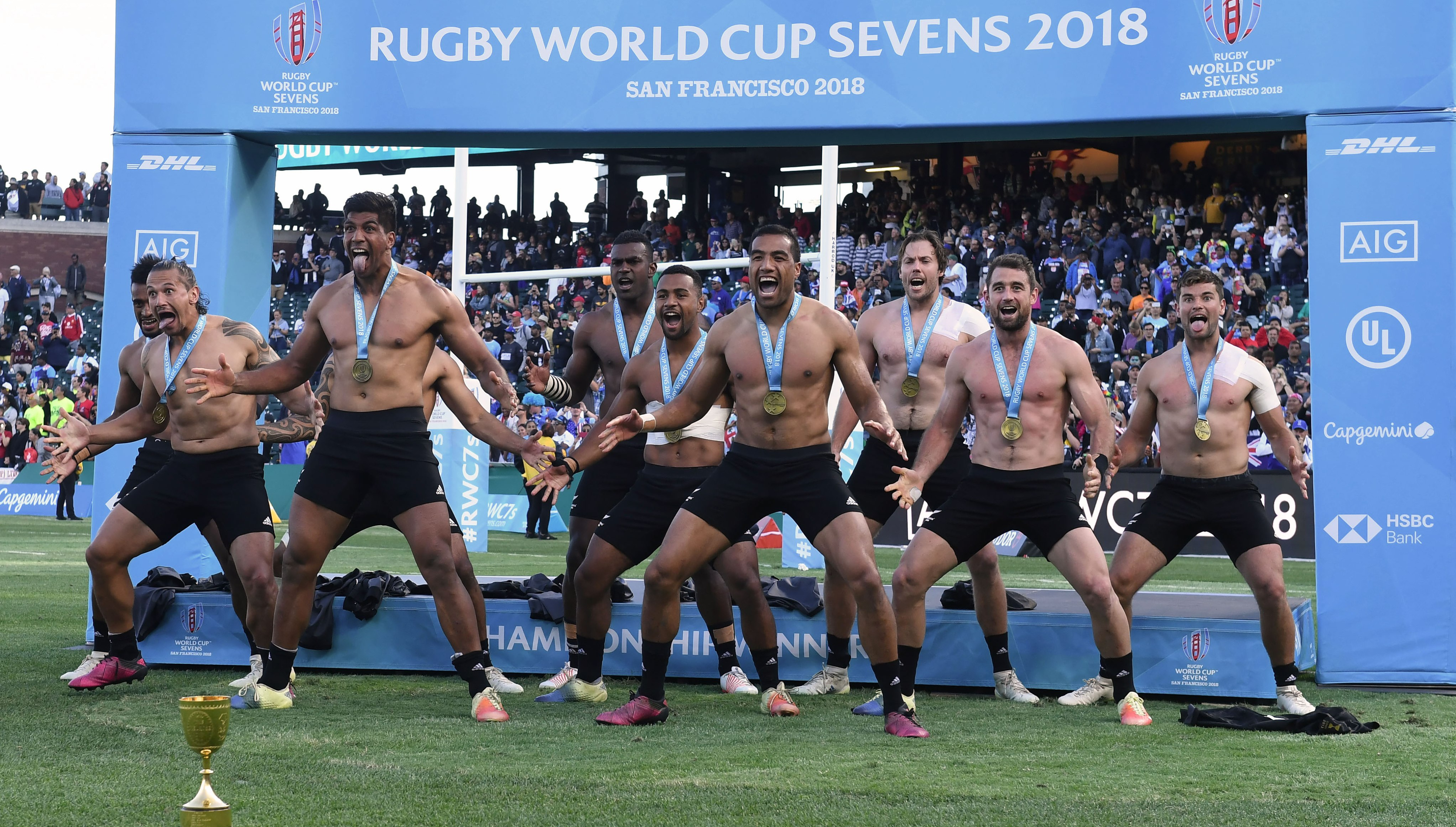 All Blacks Complete Historic Double