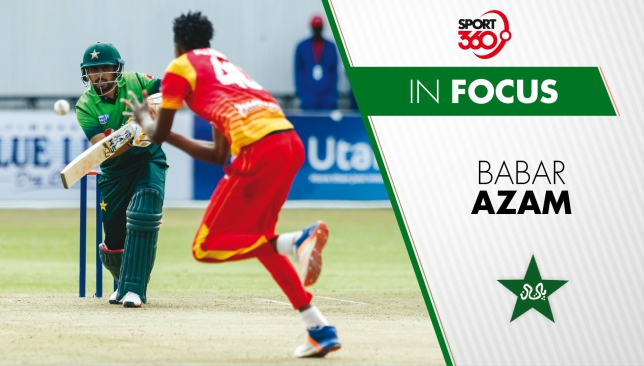 More records broken as Pakistan set Zimbabwe 365-run target