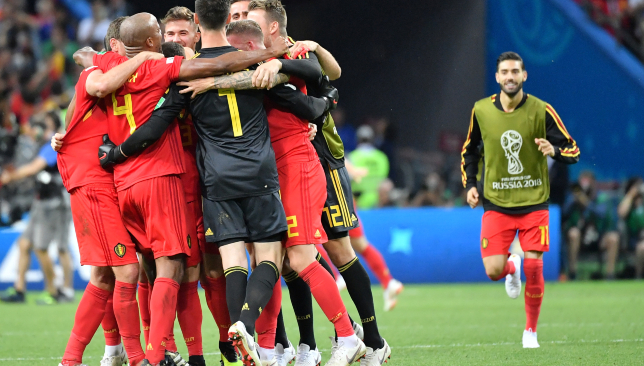 428cd7c1981 France and Belgium make strong claims that their semi-final clash is true  decider at World Cup