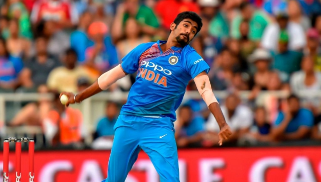 Bumrah will miss the ODI series too after being ruled out of the T20s.