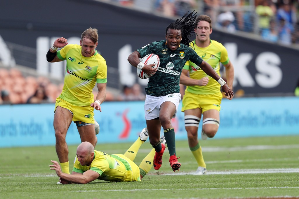 Cecil Afrika will miss the RWC Sevens due to injury.