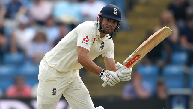 Alastair Cook needs to deliver against India.