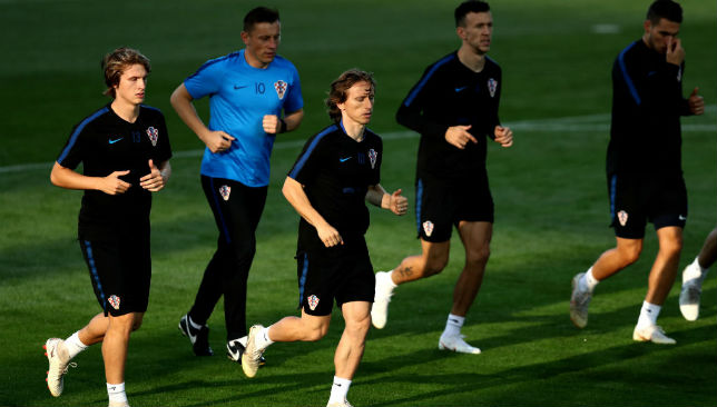 Croatia Training