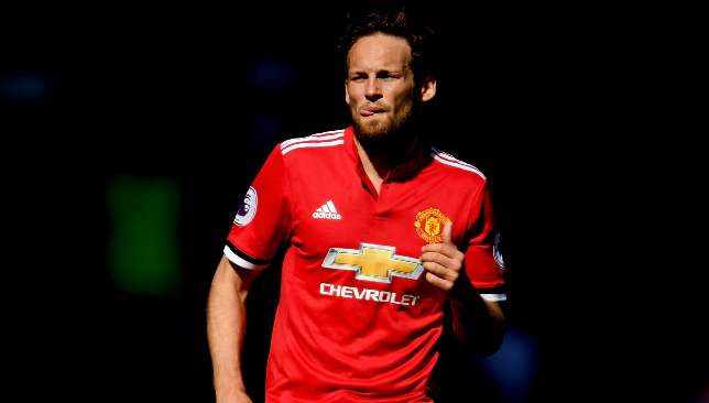 Blind looks certain to be leaving Old Trafford.