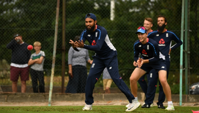 Adil Rashid will play his first Test since 2016.