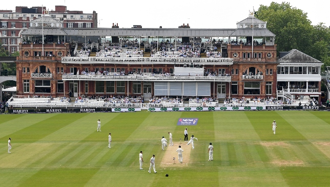 The Home of Cricket is set to welcome Ireland.