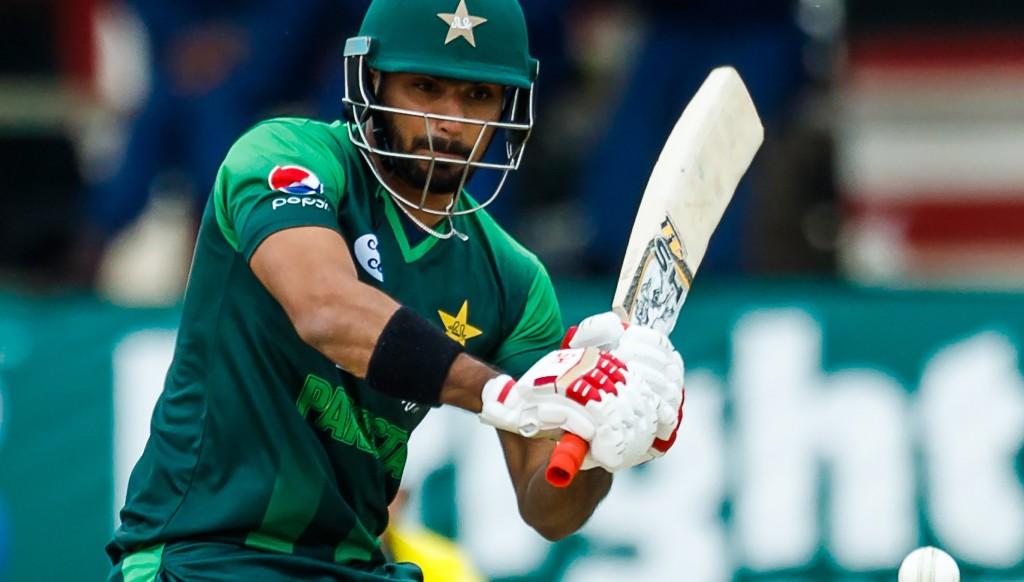 Fakhar Zaman knock up a quick-fire 73