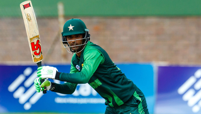Fakhar Zaman knocked 91 on Sunday at Harare.
