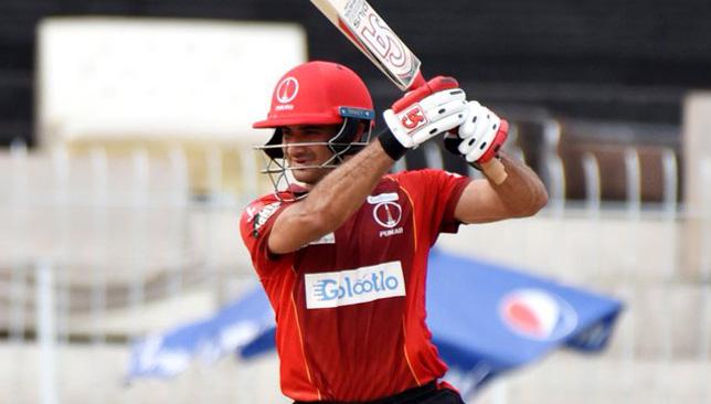 Sahibzada Farhan will make his Pakistan debut. Image: PCB/Twitter.