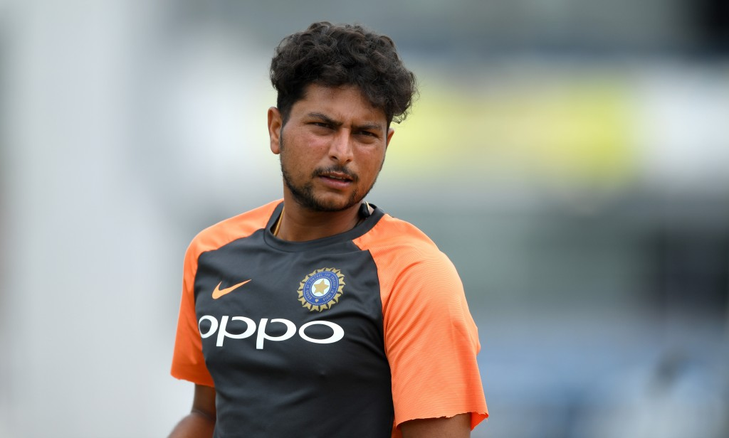Kuldeep has only played two Tests so far in his career.