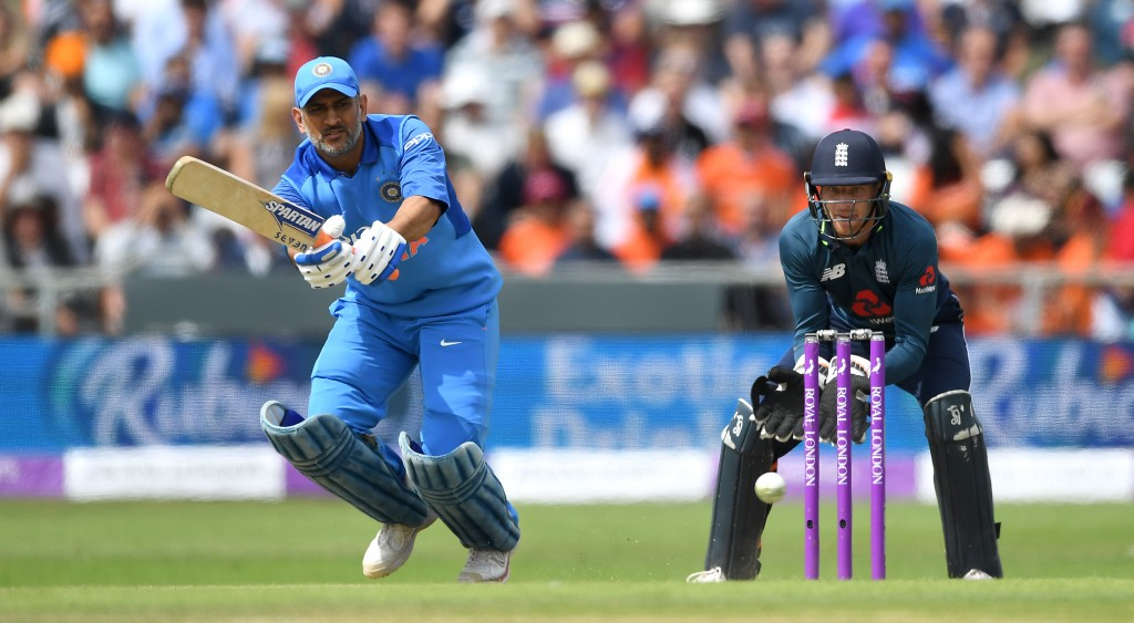 Dhoni's recent form with the bat has come under the spotlight.