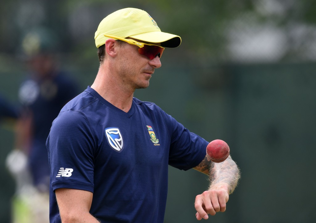 Steyn has been struggling with injuries since the end of 2016.