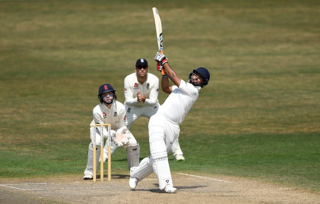 Pant has already earned a maiden call-up to the senior Test squad.