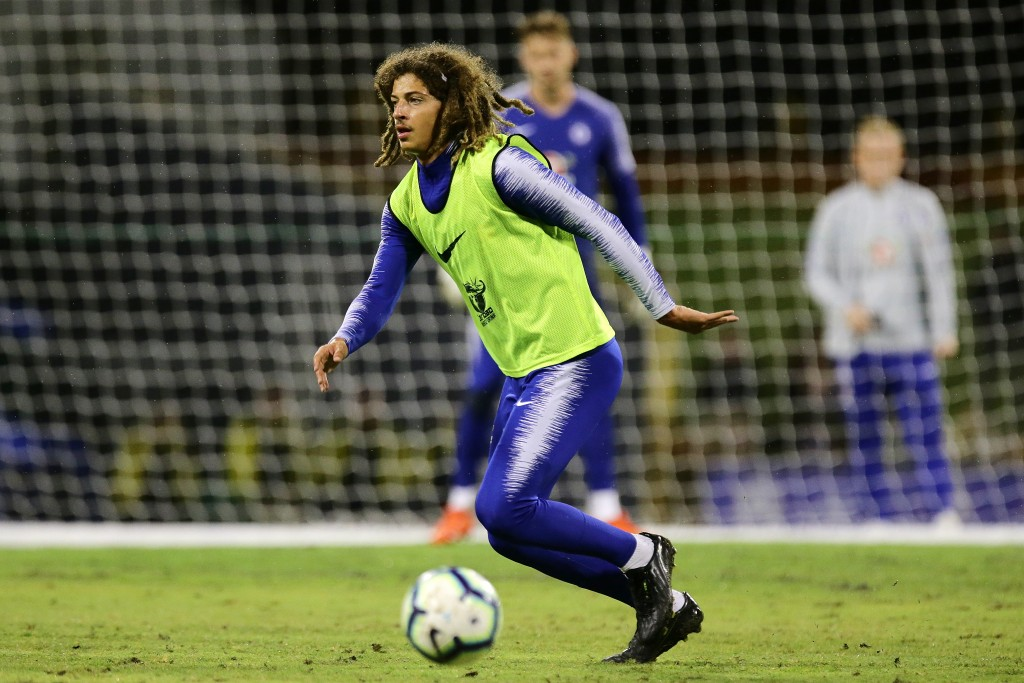 Already a senior international for Wales, Ethan Ampadu is highly rated at Chelsea