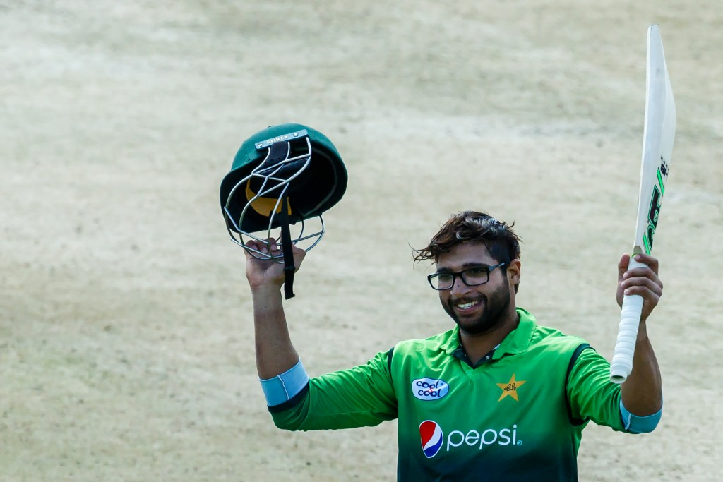 It has been some series with the bat for Imam-ul-Haq.