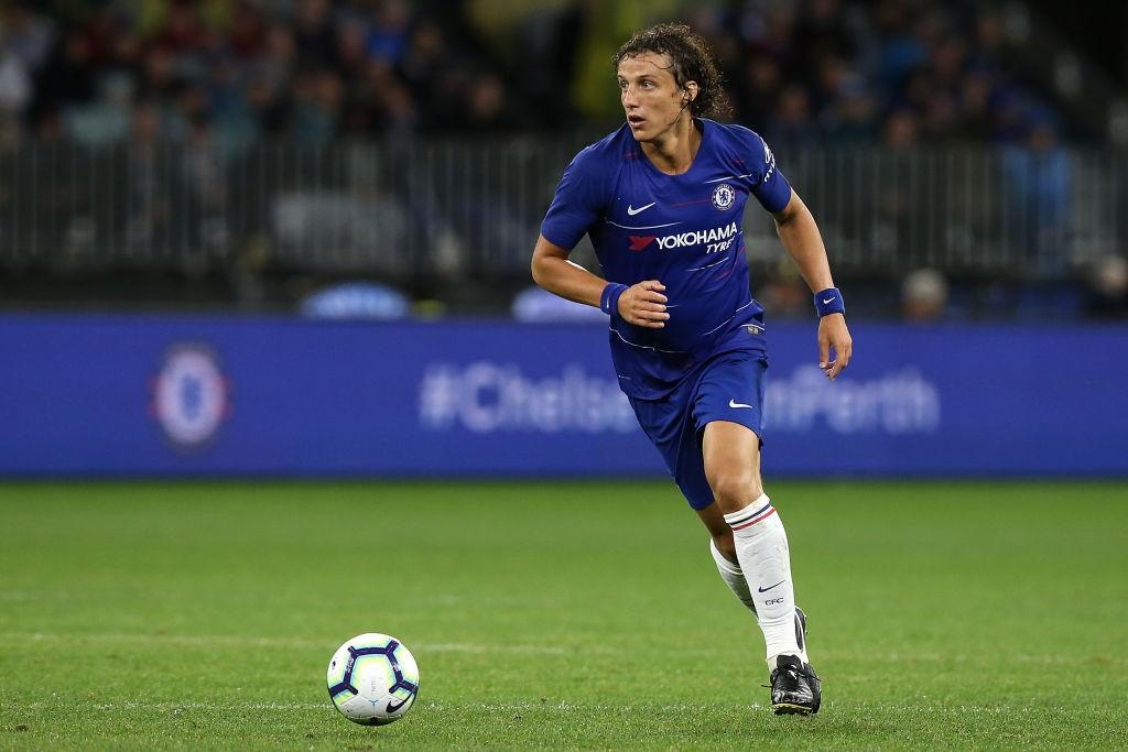 David Luiz could enjoy a resurgence under Sarri.
