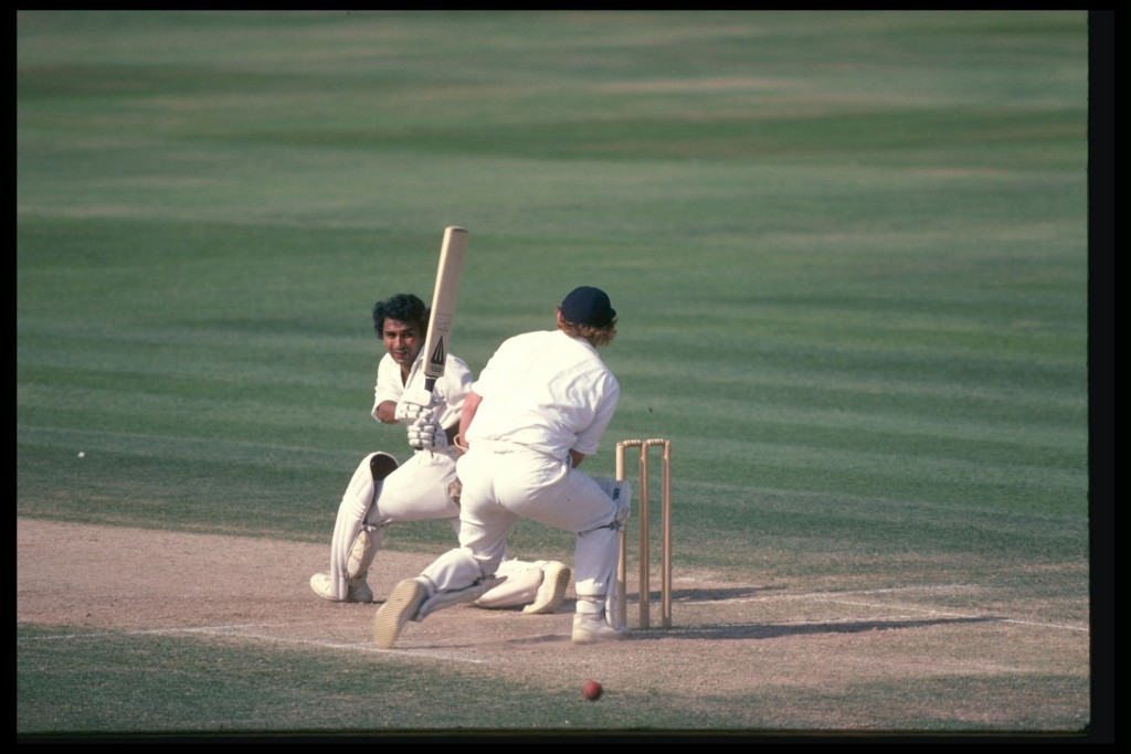 Gavaskar almost carried India to an improbable win.
