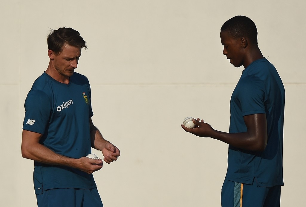 Rabada has taken over the mantle of the pace spearhead from Steyn.
