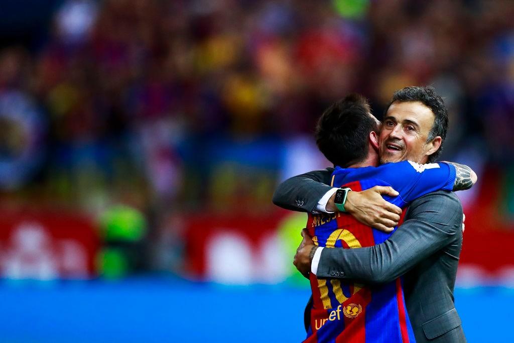 FC Barcelona vs Deportivo Alaves - Copa Del Rey Final
