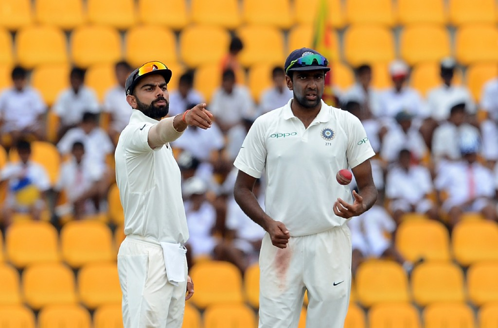Ashwin is India's senior-most spinner on the tour of England.