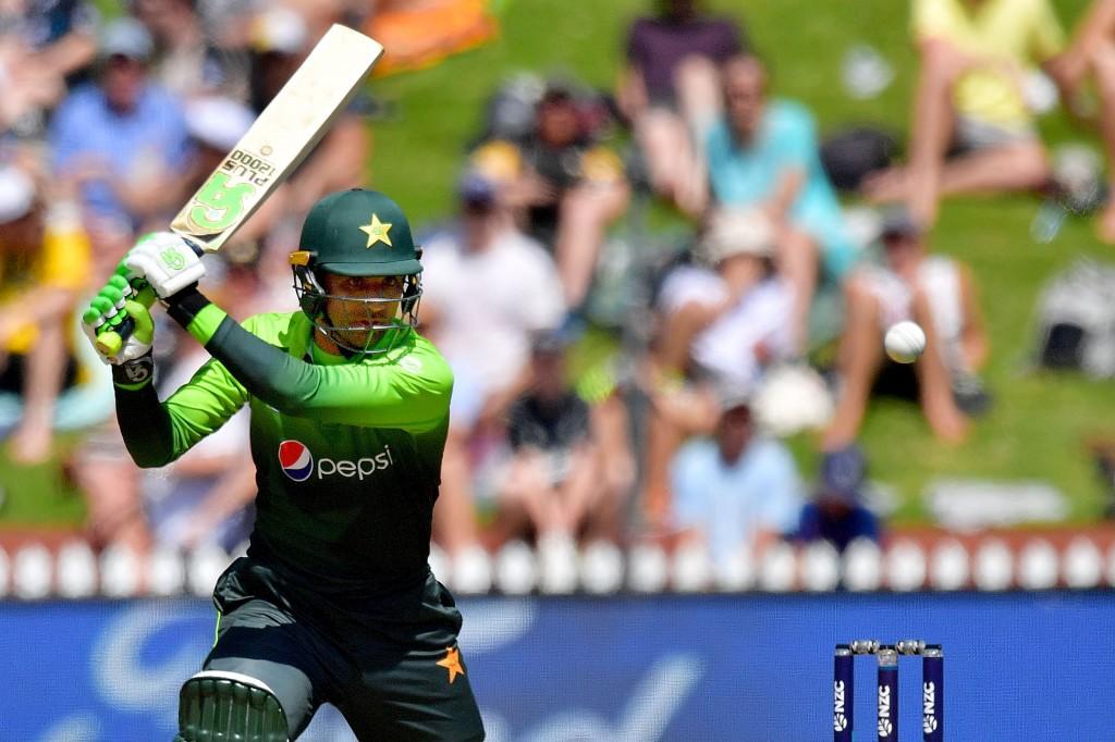 Fakhar Zaman scored 515 runs in five innings against Zimbabwe.