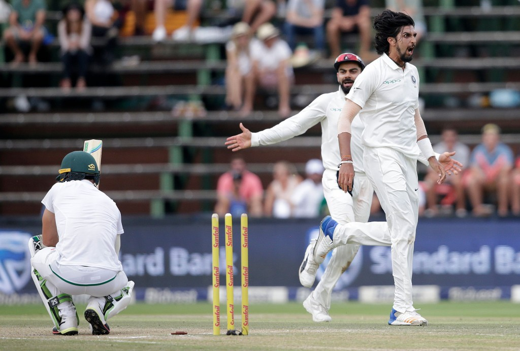 Ishant Sharma has turned into a consistent performer.